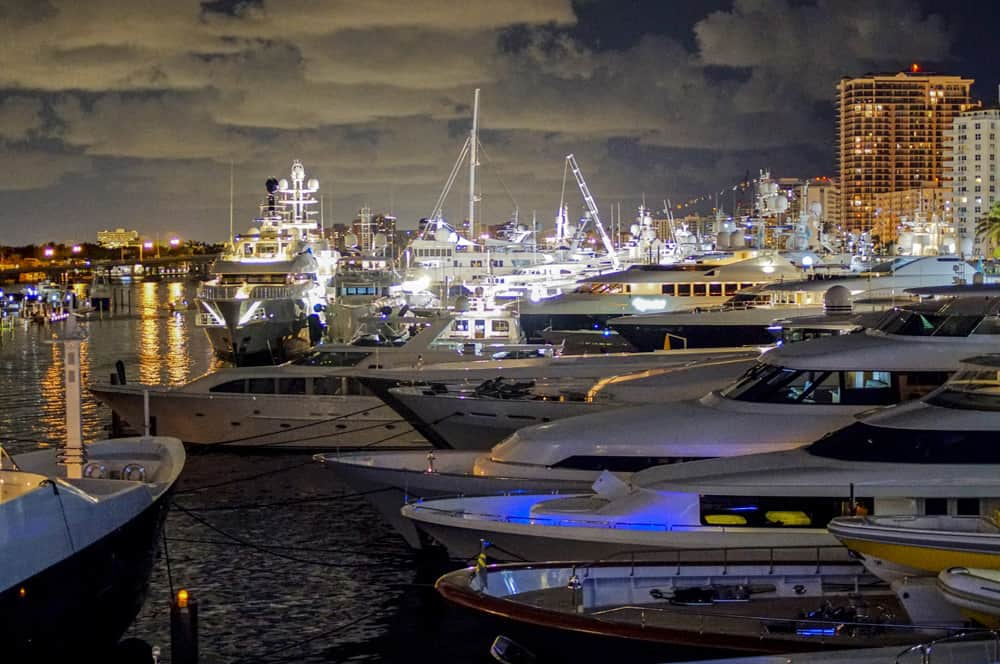 Read More Of: Fort Lauderdale International Boat Show (FLIBS)