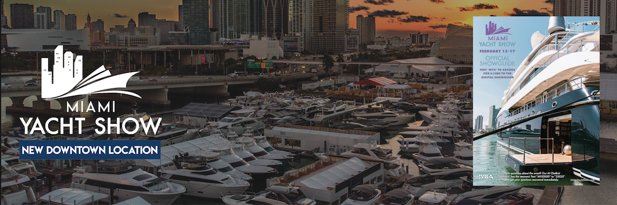 Read More Of: Miami Yacht Show 2022